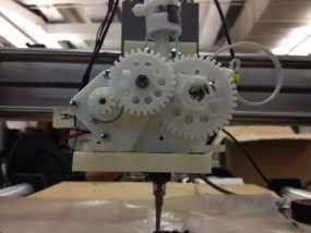 巧克力3D打印机 3D模型
