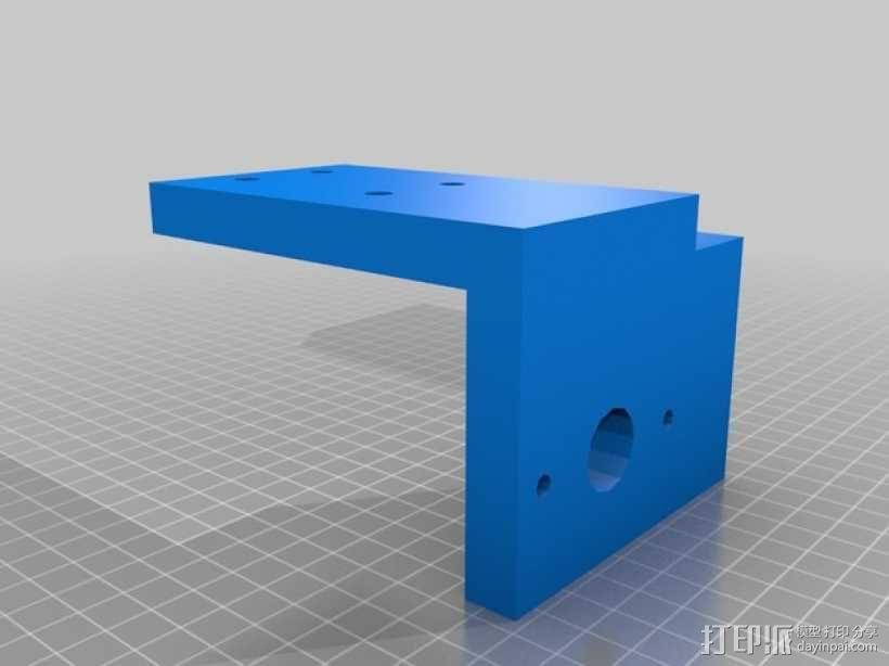 巧克力3D打印机 3D模型  图2