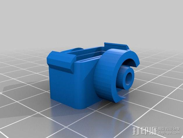 线材滤尘器 3D模型  图2
