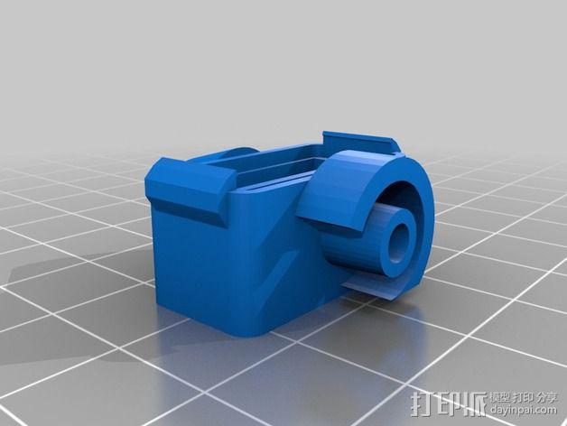 线材滤尘器 3D模型  图3