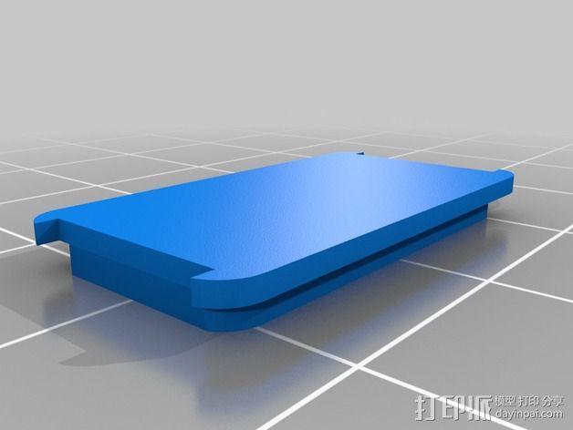 线材滤尘器 3D模型  图4