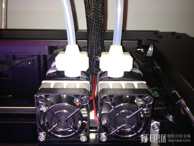 线材滤尘器 3D模型  图5