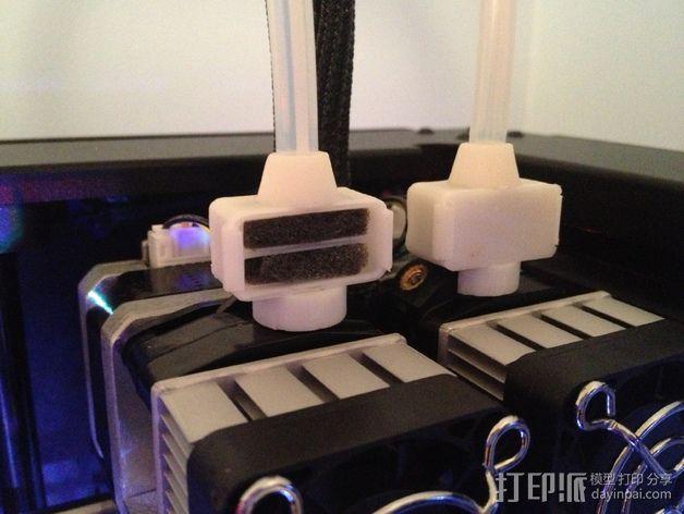 线材滤尘器 3D模型  图7