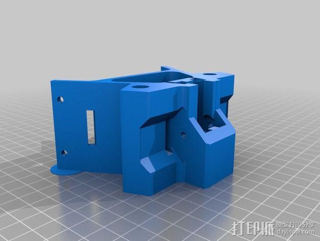 R/K Delta式打印机 3D模型  图6