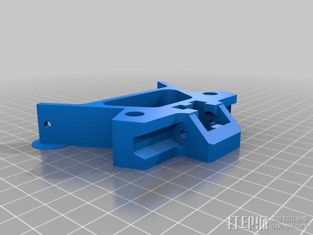 R/K Delta式打印机 3D模型  图7