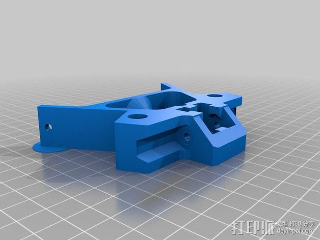R/K Delta式打印机 3D模型  图8