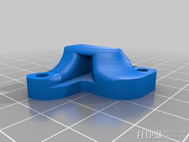 正时皮带套件 3D模型  图2