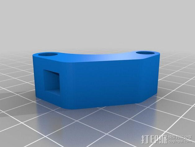 正时皮带套件 3D模型  图8