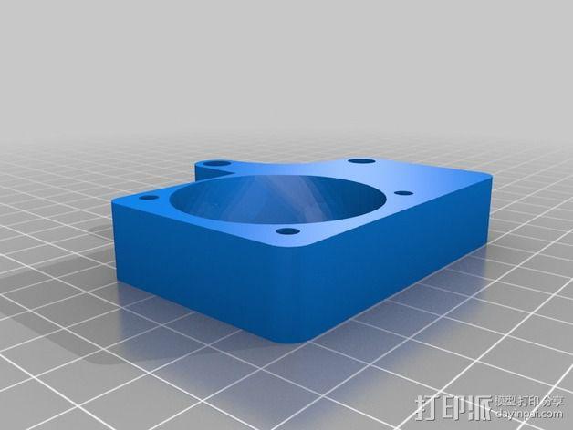 正时皮带套件 3D模型  图9