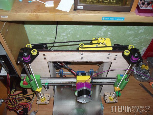 马达 3D模型  图7