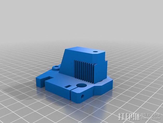 马达 3D模型  图9