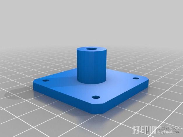 马达 3D模型  图14