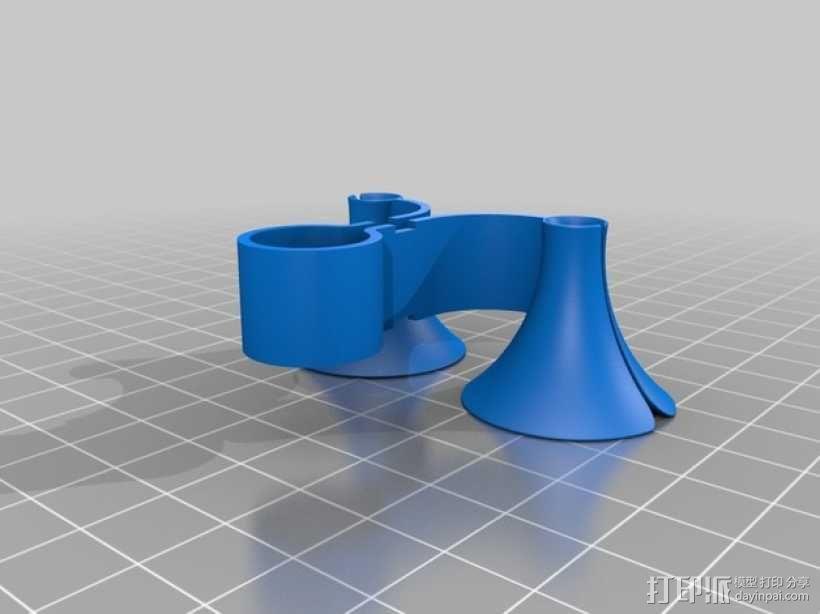 双导线器 3D模型  图18