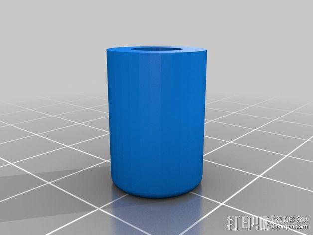 控制器框架 3D模型  图4