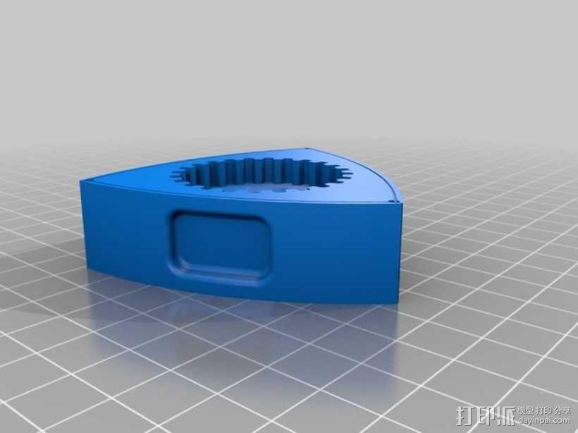 转子发动机 3D模型  图10