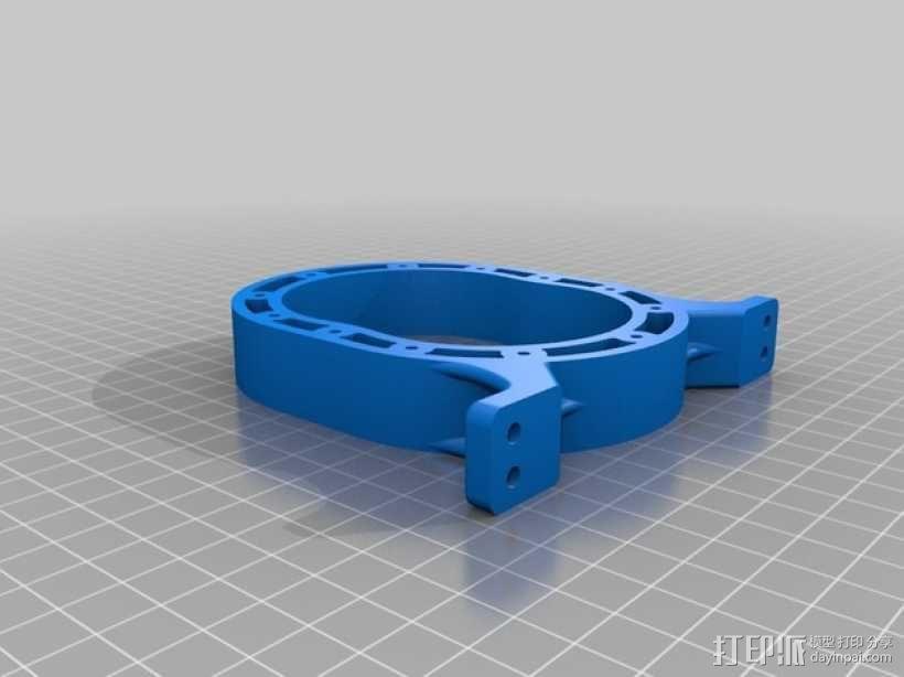 转子发动机 3D模型  图11