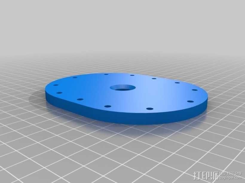 转子发动机 3D模型  图12