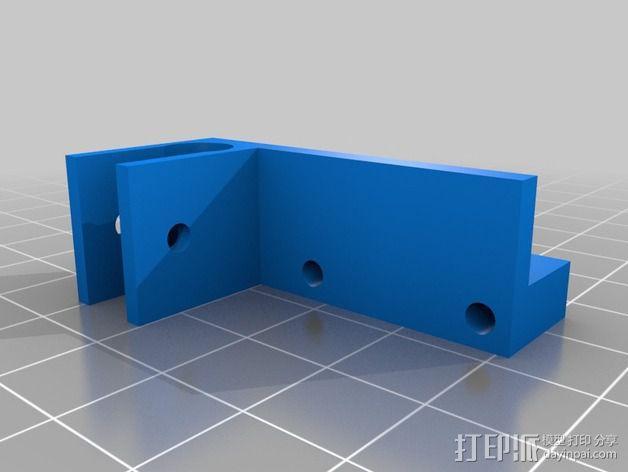 Z轴限位开关 3D模型  图5