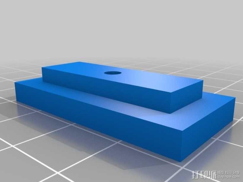 皮带张紧器 3D模型  图5