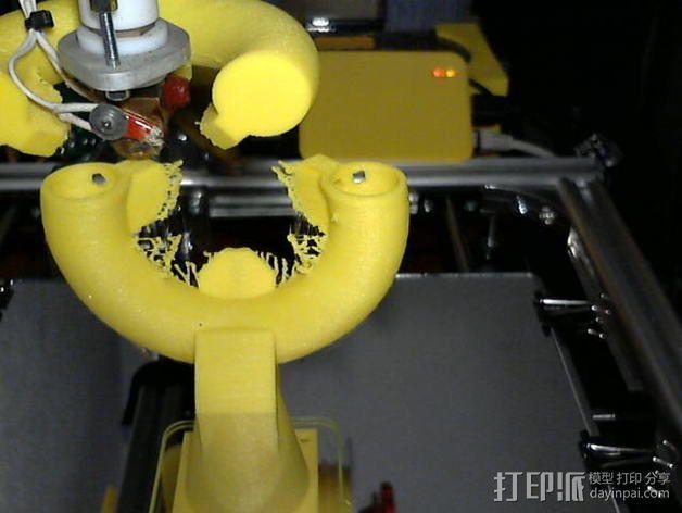 风扇导管 风扇支架 3D模型  图20