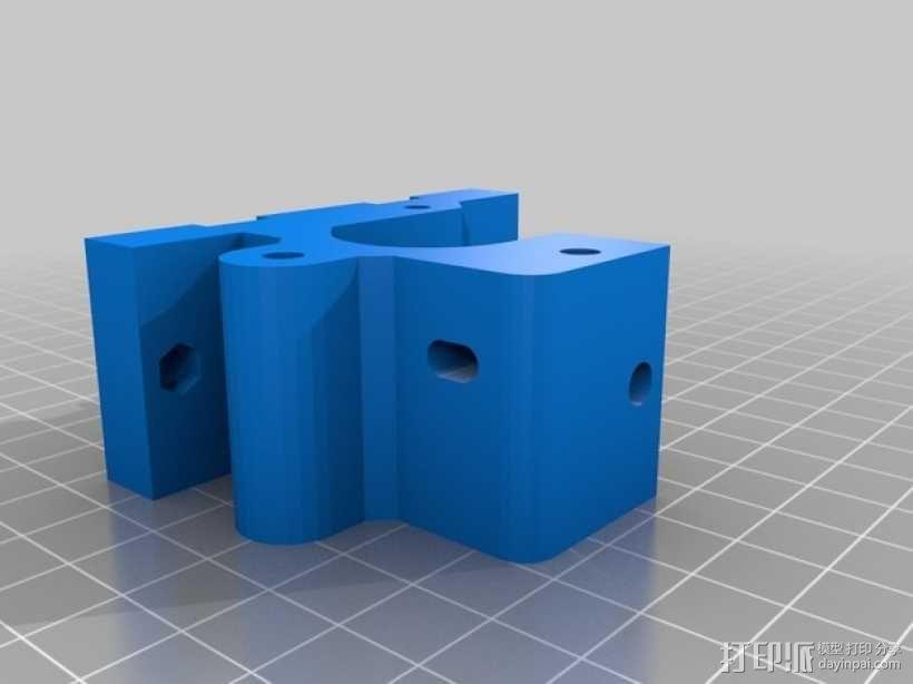 Tobeca 3D 打印机 3D模型  图2