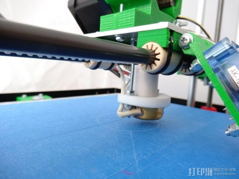 Tobeca 3D 打印机 3D模型  图4