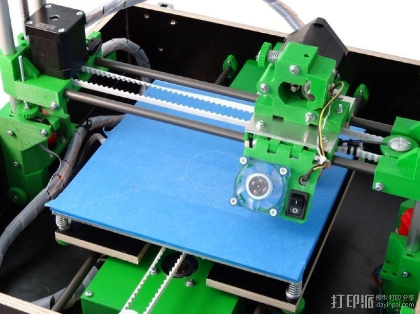 Tobeca 3D 打印机 3D模型  图7