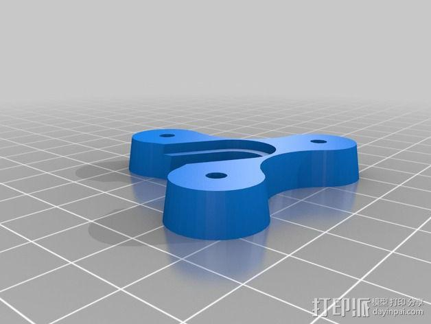 喷嘴支架 3D模型  图6