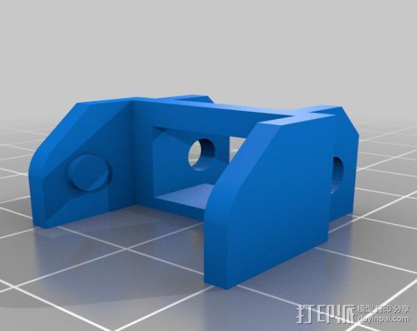 锚链 风扇支架 限位开关 3D模型  图8