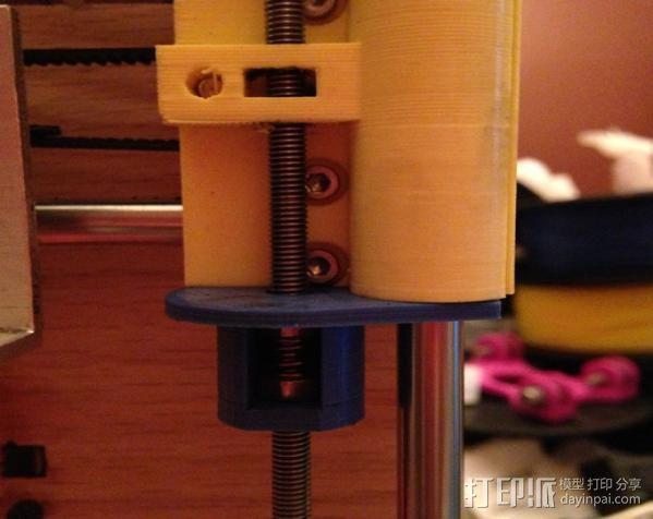 Z轴防震器 3D模型  图5