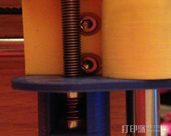 Z轴防震器 3D模型  图6