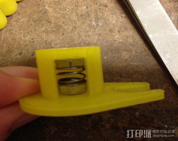 Z轴防震器 3D模型  图8