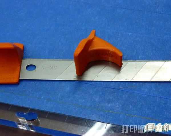 刀片架 刀片适配工具 3D模型  图7