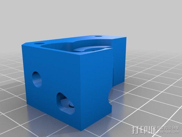 通用式挤出机 3D模型  图9