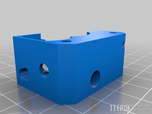 通用式挤出机 3D模型  图10
