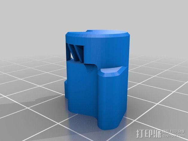 通用式挤出机 3D模型  图11
