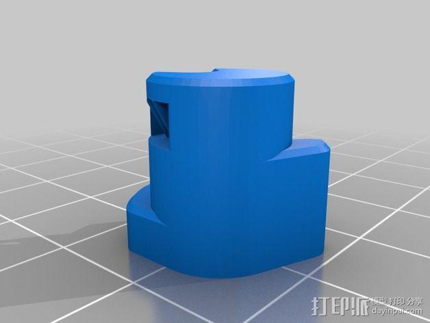 通用式挤出机 3D模型  图12