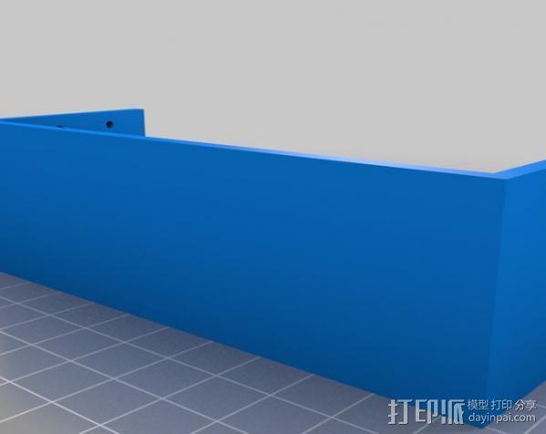 电源保护盒 3D模型  图3