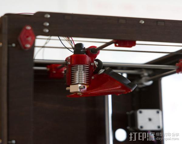 喷头 喷嘴 3D模型  图1
