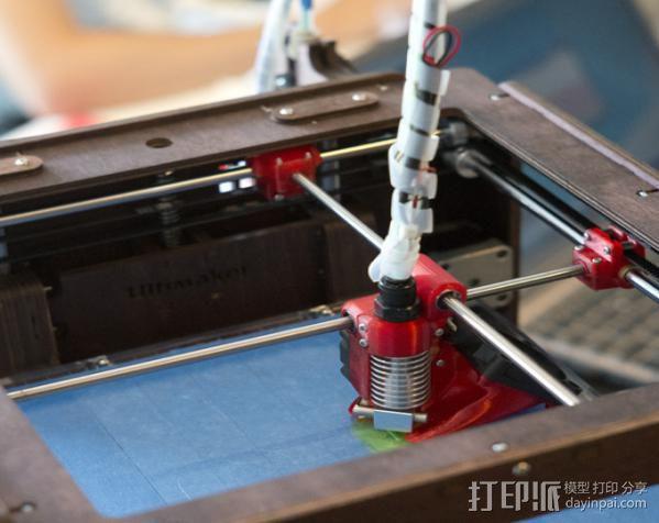 喷头 喷嘴 3D模型  图3