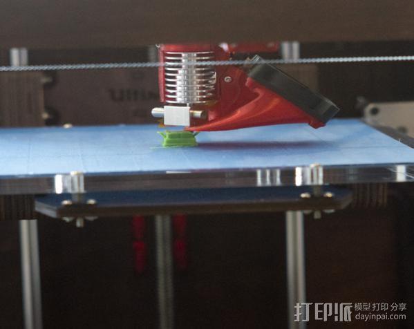 喷头 喷嘴 3D模型  图4