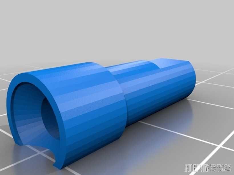 挤出机 3D模型  图6