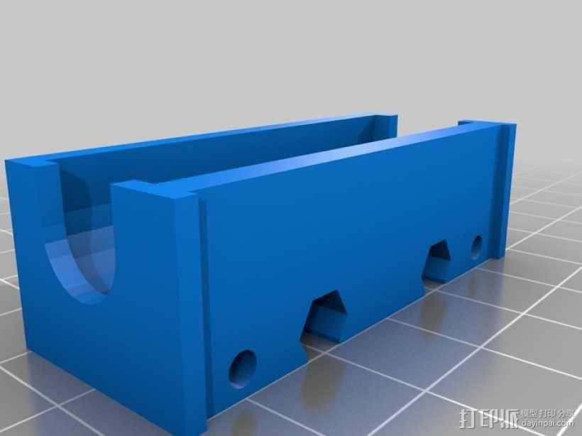 打印机X轴和Y轴部件 3D模型  图10