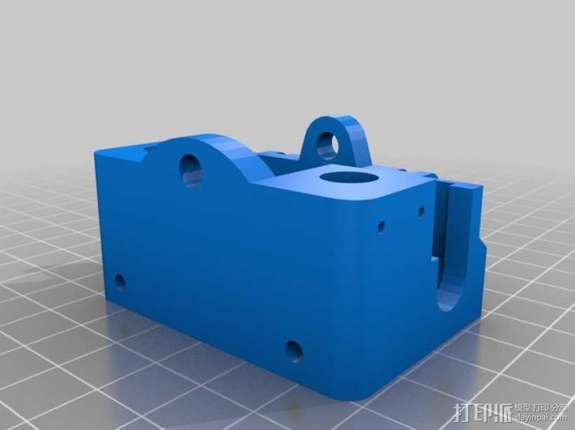 打印机X轴和Y轴部件 3D模型  图11