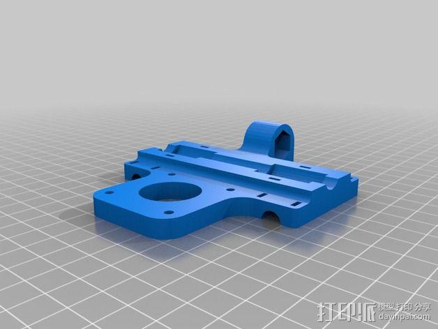自制3D打印机 3D模型  图7