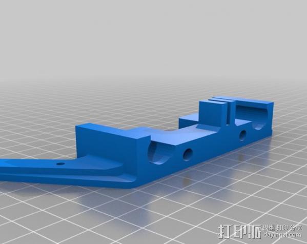 自制3D打印机 3D模型  图10