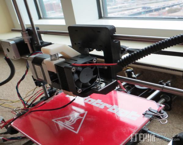 自制3D打印机 3D模型  图12