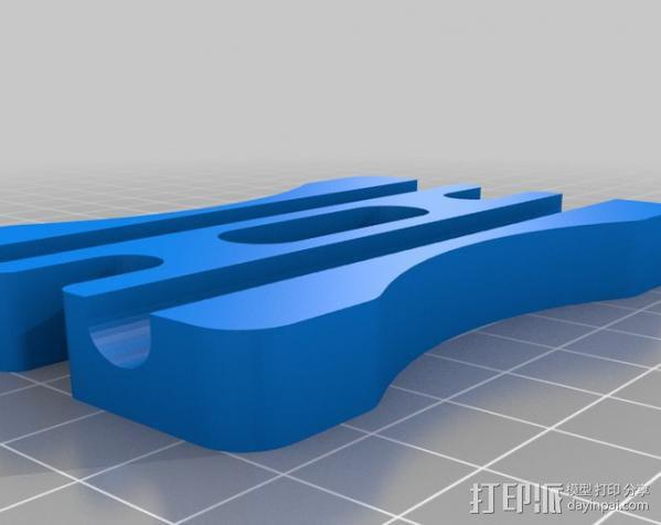 自制3D打印机 3D模型  图19