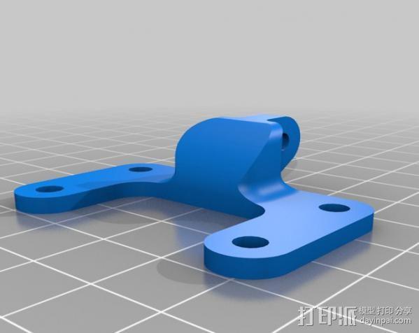 风扇导管 3D模型  图2