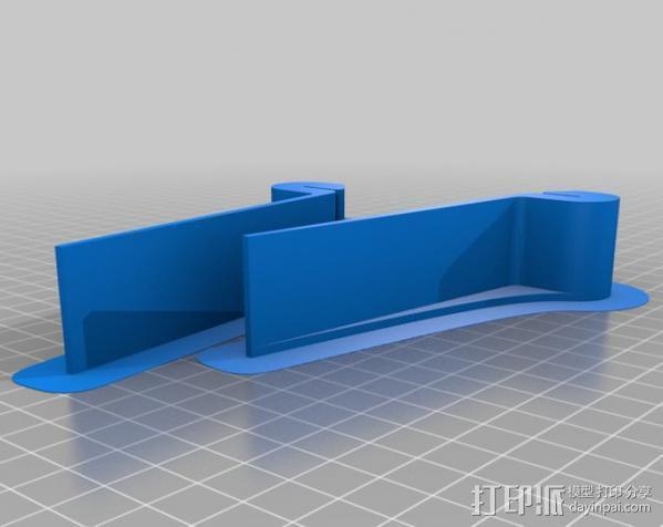 铰链 3D模型  图8